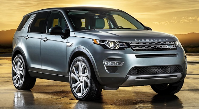 2020 Land Rover Discovery Sport Review Design Release Date Price And Specs