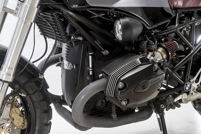 BMW R1200R By Emporio Elaborazioni Meccaniche Hell Kustom