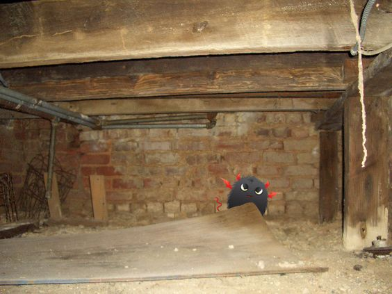Are high crawl space humidity radon linked jes blog for Crawlspace foundation