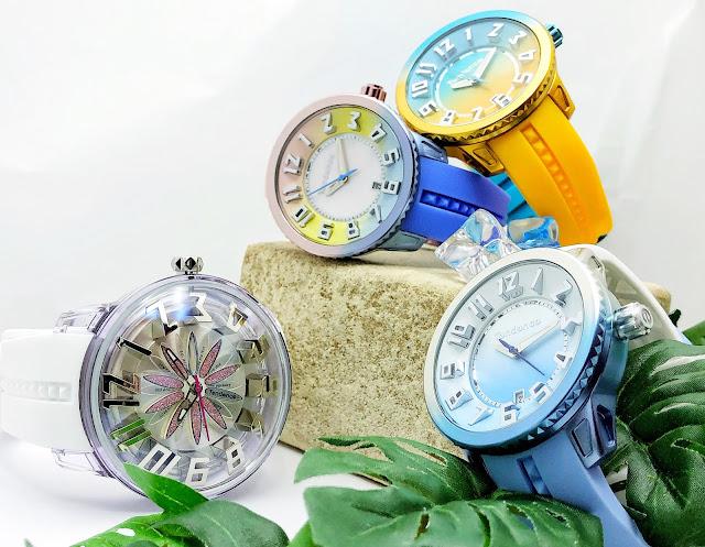 斬新なデザイン性で注目を集めるスイスの腕時計ブランド「Tendence(テンデンス)」   ウォッチ 腕時計 テンデンス TENDENCE  ラグジュアリー プレゼント 人気 ブランド ファッション誌 キングドーム ファッション おしゃれ 可愛い クレイジー カラフル De'Color ディカラー Gulliver Round ガリバーラウンド ALUTECH Gulliver アルテックガリバー FLASH フラッシュ 新作 De'Color Medium TY933002 TY933003 TY933001 KingDomeフラワー TY023004P