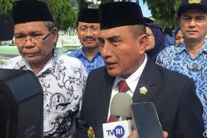 Hari Guru, Gubernur Edy Rahmayadi Naikkan Gaji Guru Honorer dari Rp40.000 jadi Rp90.000 per Jam