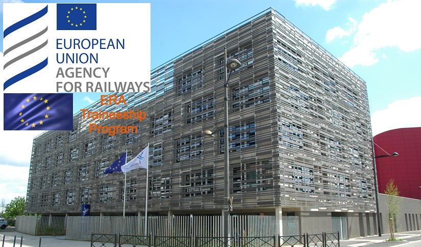 Traineeship Program by European Union Agency for Railways- 2020