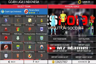 FTS 19 Full League Asia V2 Mod by Mz