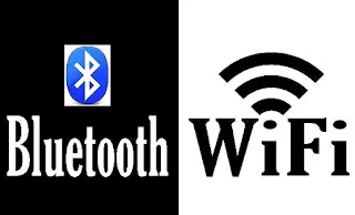 What's the difference between bluetooth and wifi