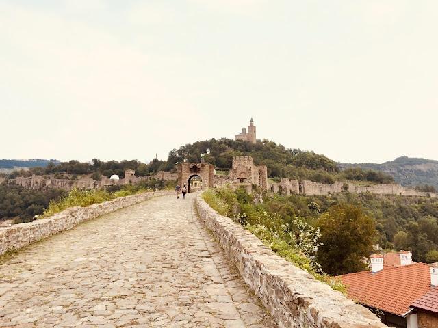 Tsarevets Fortress (Veliko Tarnovo)