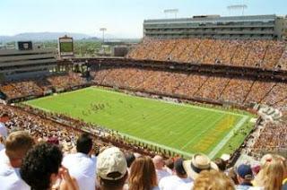 Arizona state university football