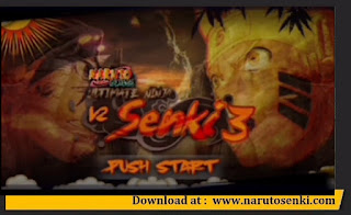 Download Naruto Senki Mod Naruto Ultimate Ninja Senki 3 V2 Apk by IC