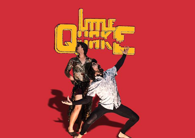 O rock sujo e sem frescura do Little Quake em  lançamento de novo EP