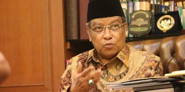 Erick Thohir Tugaskan Said Aqil Siroj Jadi Komisaris Utama PT KAI