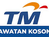 Jawatan Kosong di Telekom Malaysia Berhad TM