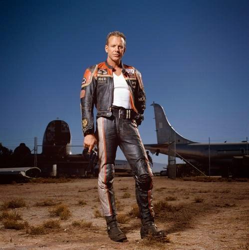 Mercenary Garage - Harley Davidson & the Marlboro Man