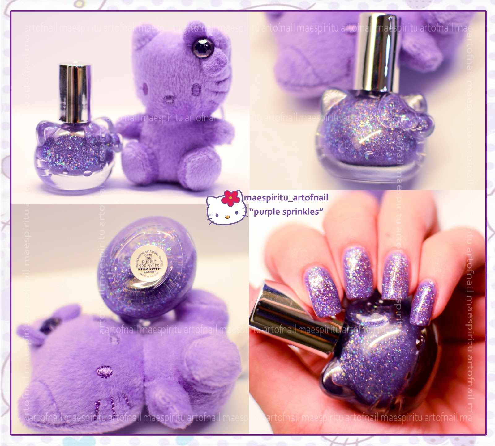 ART OF NAIL: Sephora Hello Kitty