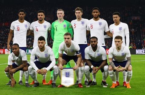 Tuyển Anh giành được tấm vé góp mặt ở VCK World Cup 2018 mà không cần phải đợi đến lượt trận cuối