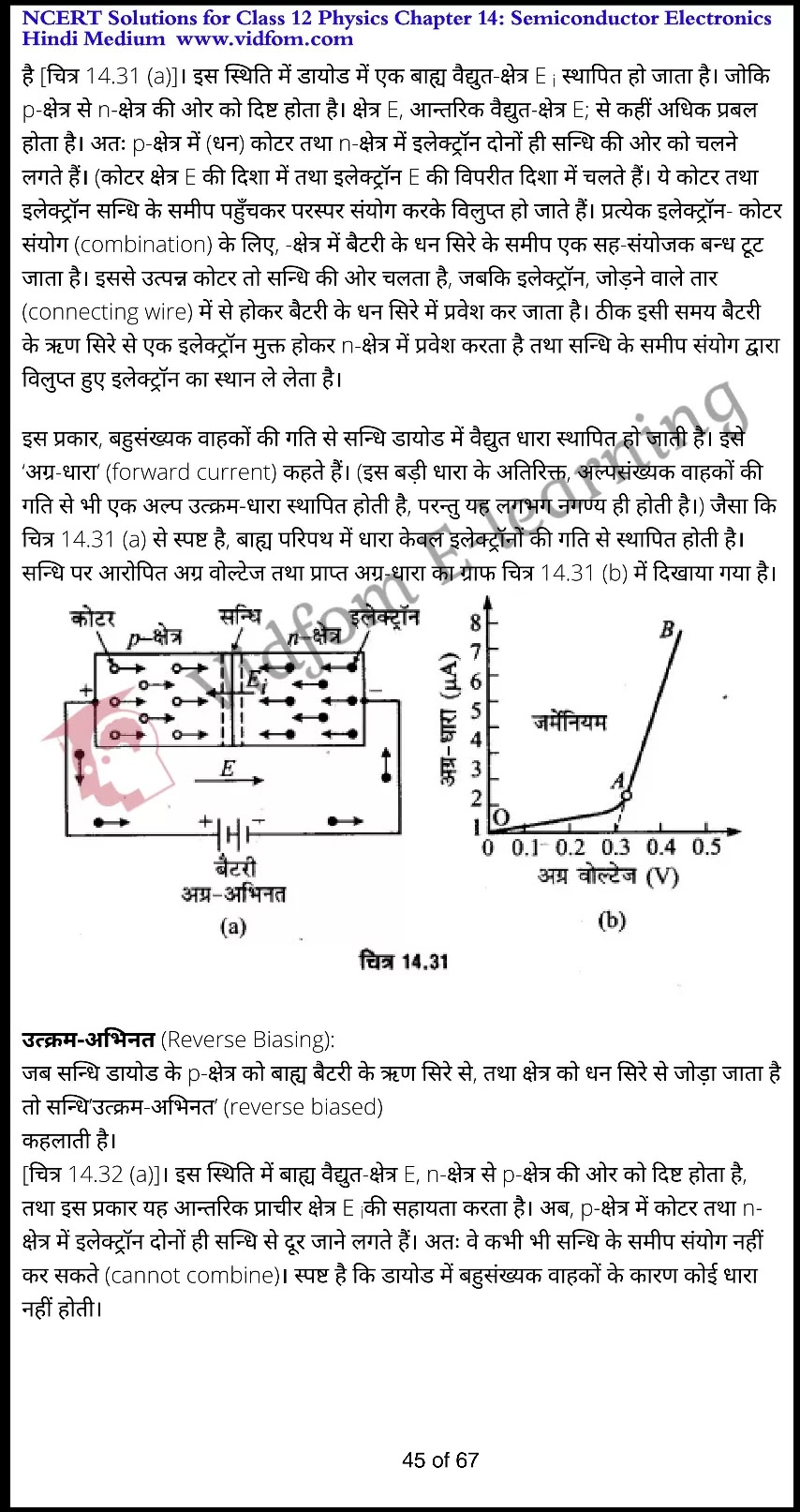 class 12 physics chapter 14 light hindi medium 45