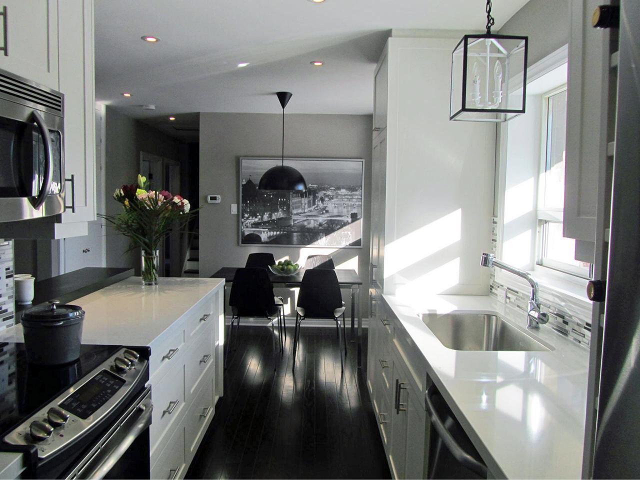 tips terlengkap dapur kecil minimalis modern daftar