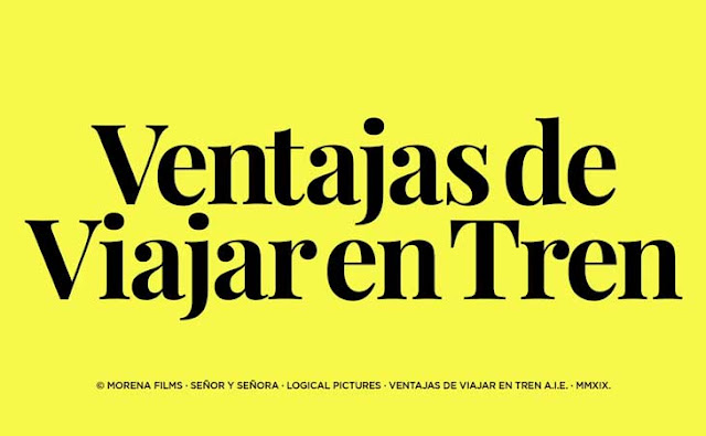 Aritz Moreno 'Ventajas de viajar en tren