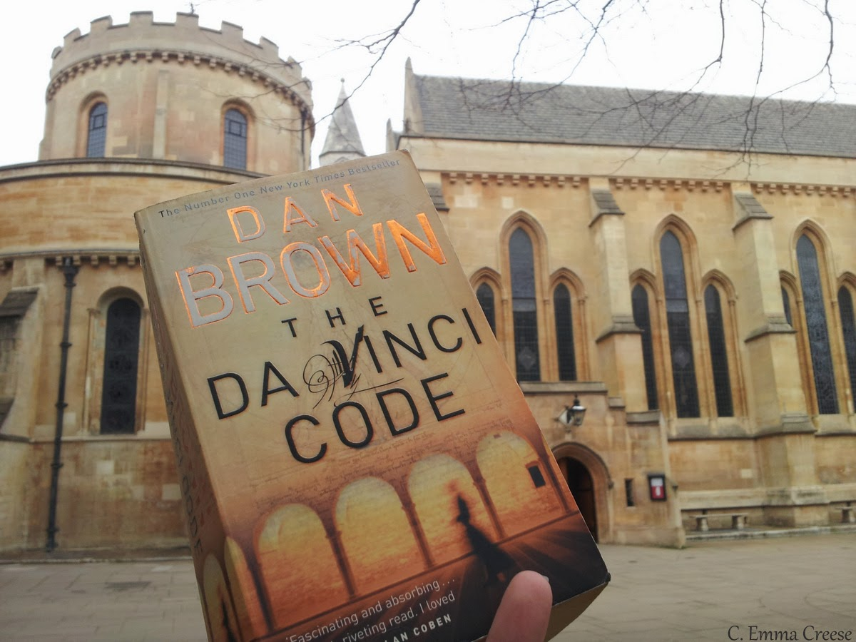 Da Vinci Code Visit Temple Church, London