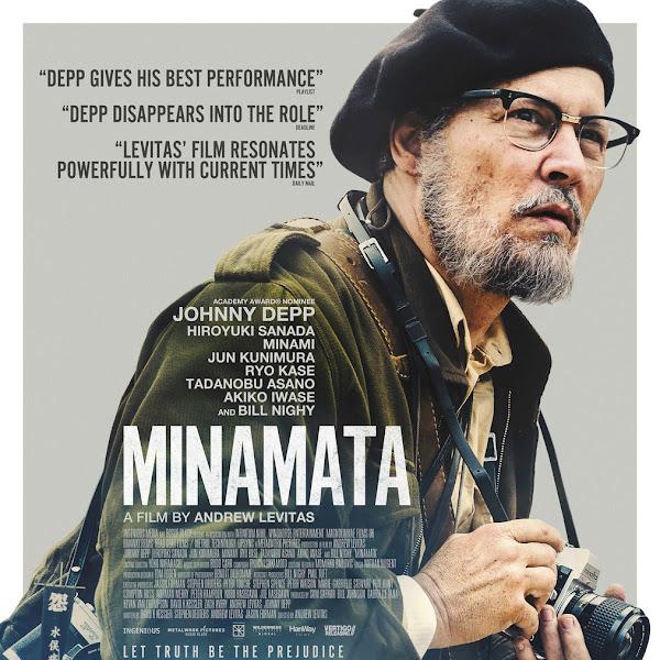 Minamata, le meilleur rôle de Johnny Deep