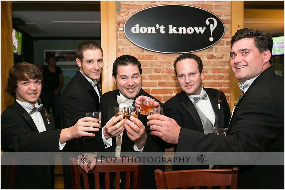 No Idea Tavern wedding