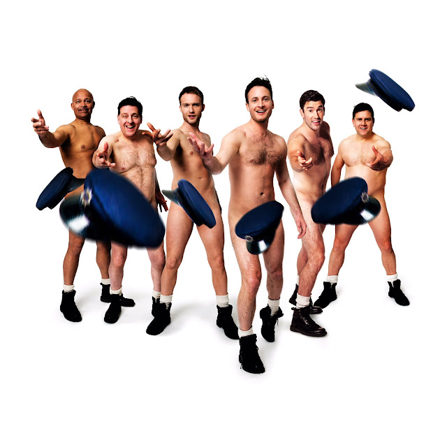 theatre, the full monty