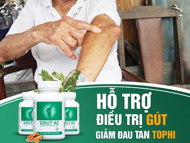 thuốc đặc trị bệnh gout