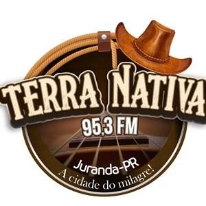Ouvir agora Rádio Terra Nativa 95,3 FM - Juranda / PR