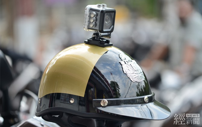 安全帽加裝行車紀錄器 標檢局:可採非固定方式