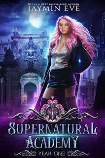 Supernatural academy. Year one   Supernatural academy #1   Jaymin Eve