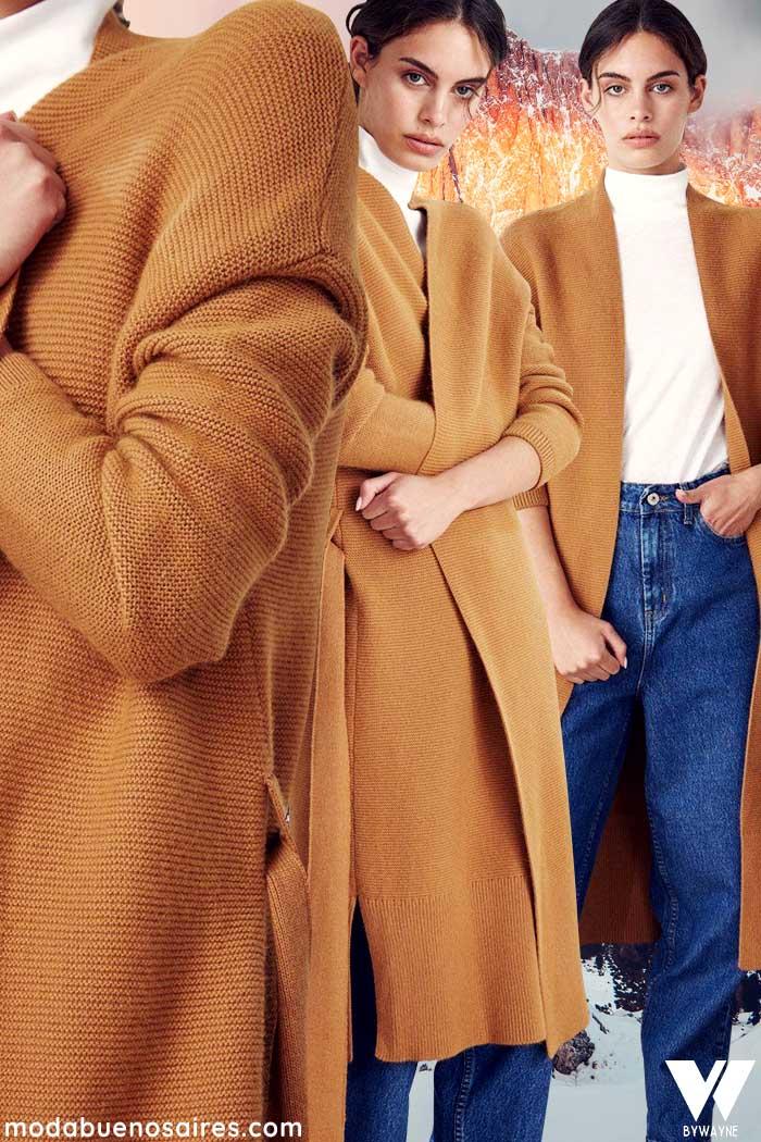 Tendencias de moda invierno 2021 argentina