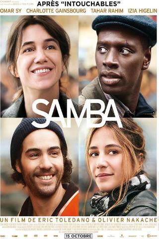 Samba [2014] [DVDR] [NTSC] [Latino]