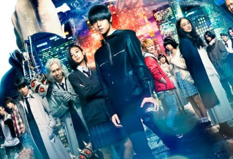 Tokyo Ghoul Live Action BD Subtitle Indonesia