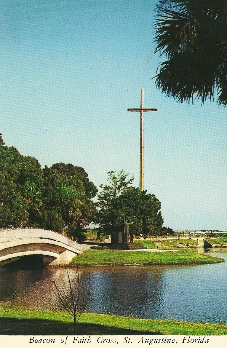 New Pioneer Travel >> Vintage Travel Postcards: St. Augustine, Florida