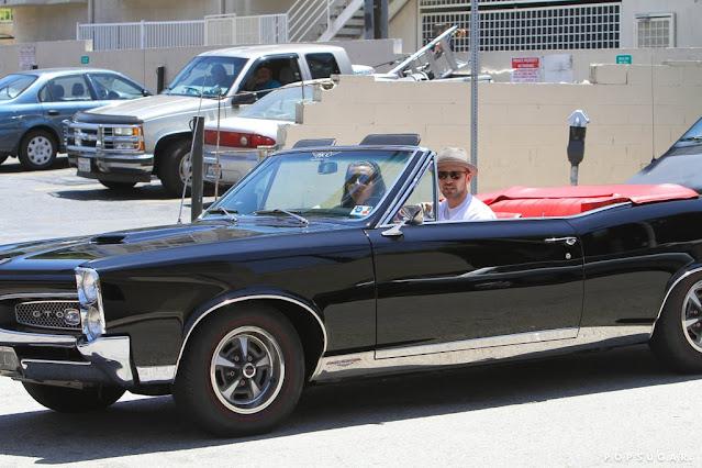 Justin-Timberlake-1967-Pontiac-GTO-Convertible-spicy-drive