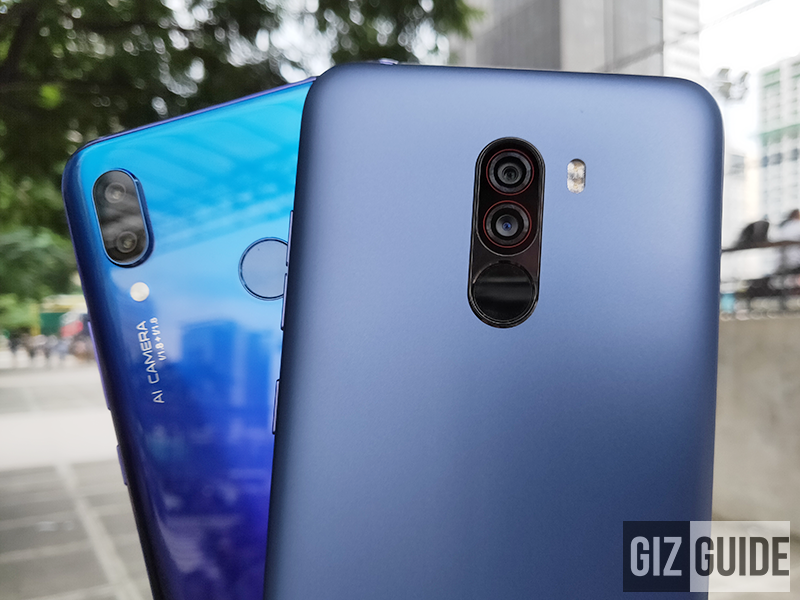 Huawei Nova 3 vs POCOPHONE F1 camera comparison - 6,915 hits as of writing