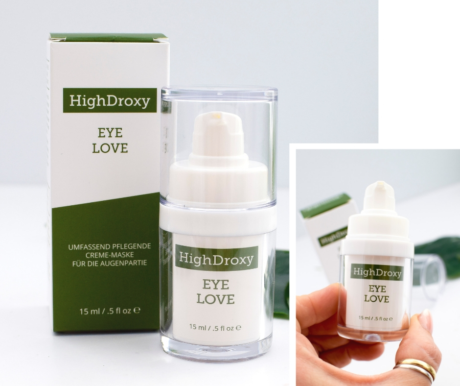 HighDroxy Eye Love Augencreme, Test und Review