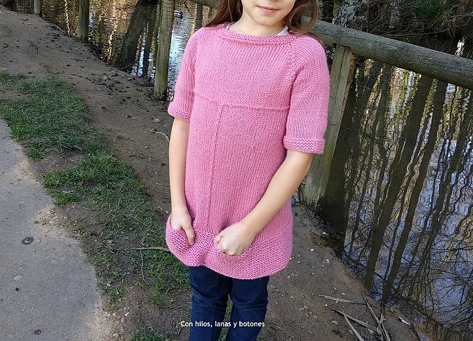 Con hilos, lanas y botones: Jersey Puddle Duck