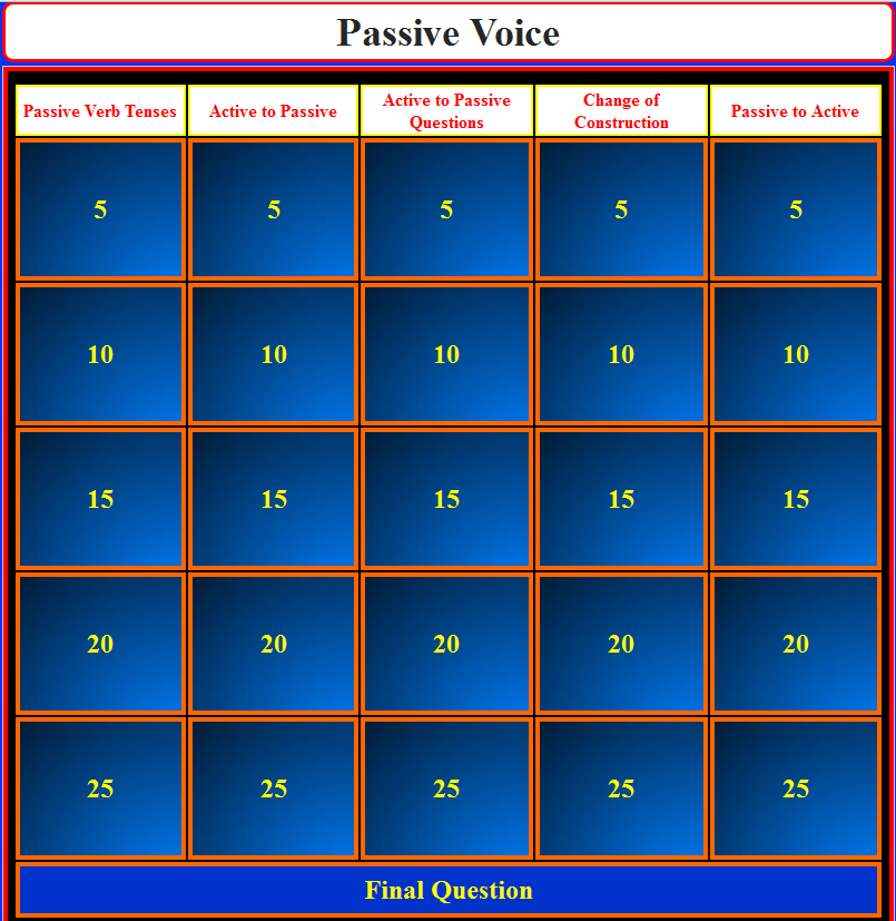 http://www.superteachertools.net/jeopardyx/jeopardy-review-game.php?gamefile=1412013250