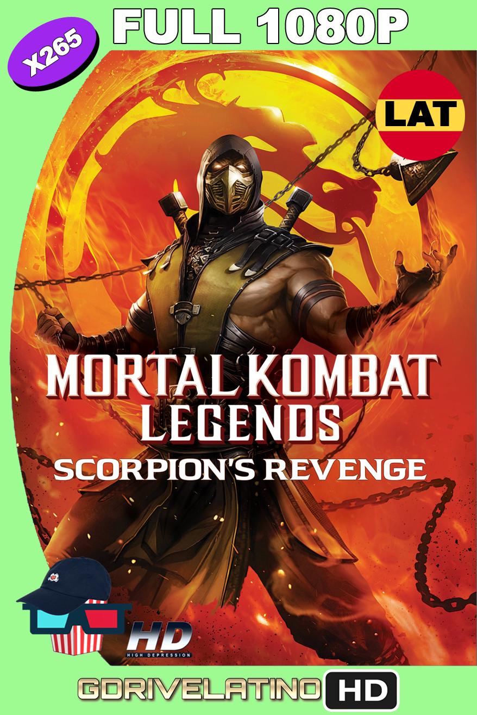 Mortal Kombat Leyendas: La venganza de Scorpion (2020) BDRip FULL 1080p H265 10Bits Latino-Ingles MKV