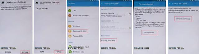 Remove Sinkron Akun Google di Samsung Galaxy