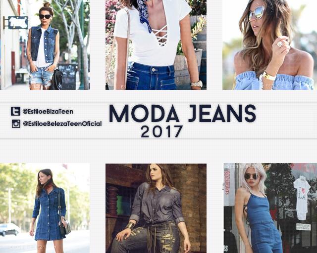 Moda Jeans 2017