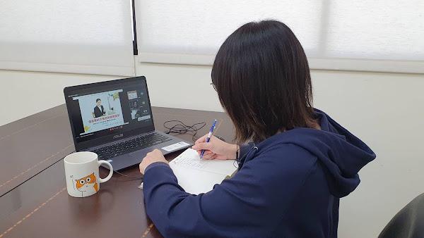 台中市線上職涯講座 居家防疫培植就業競爭力