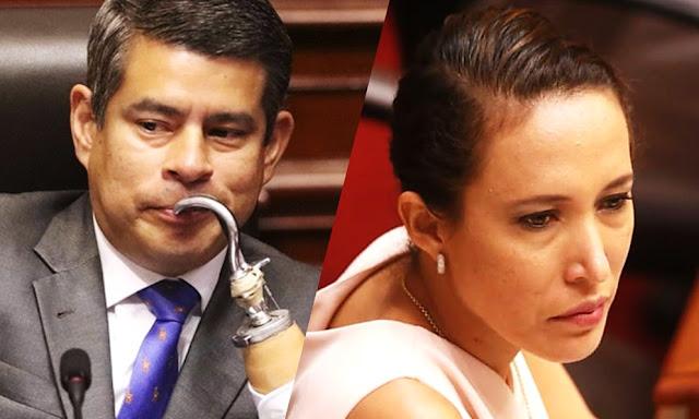Paloma Noceda afirma que testimonio de Luis Galarreta puede sustentar su denuncia contra Luis López
