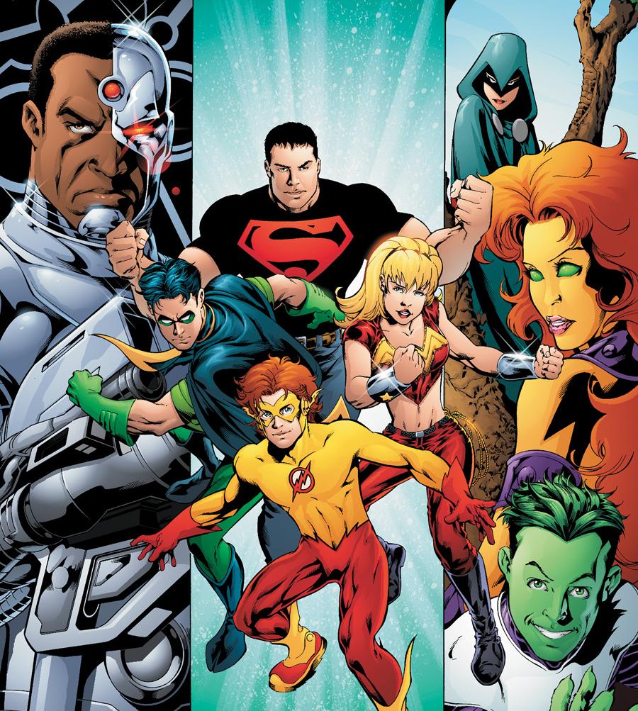 Teen Titans 2000