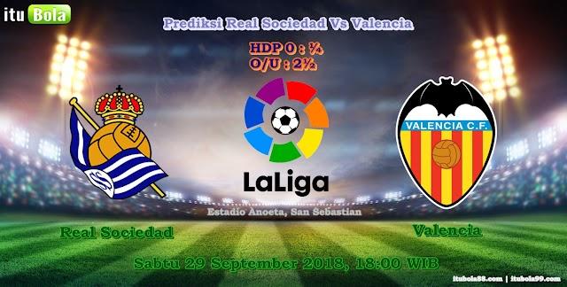 Prediksi Real Sociedad Vs Valencia - ituBola