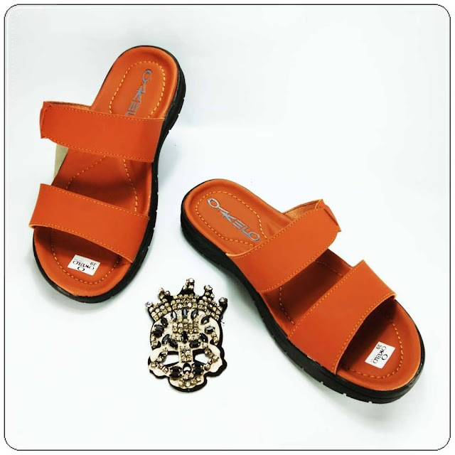 grosirsandalmurah.org - Sandal Imitasi Kulit Pria - OKL RDX