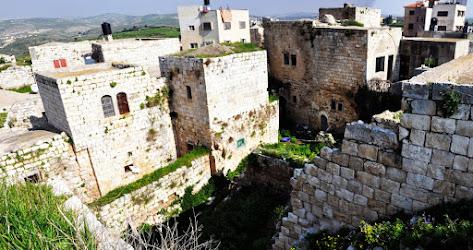 المدينة القديمة في قلثيلية