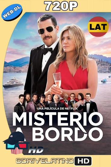 Misterio a Bordo (2019) NF WEB-DL 720p Latino-Ingles MKV