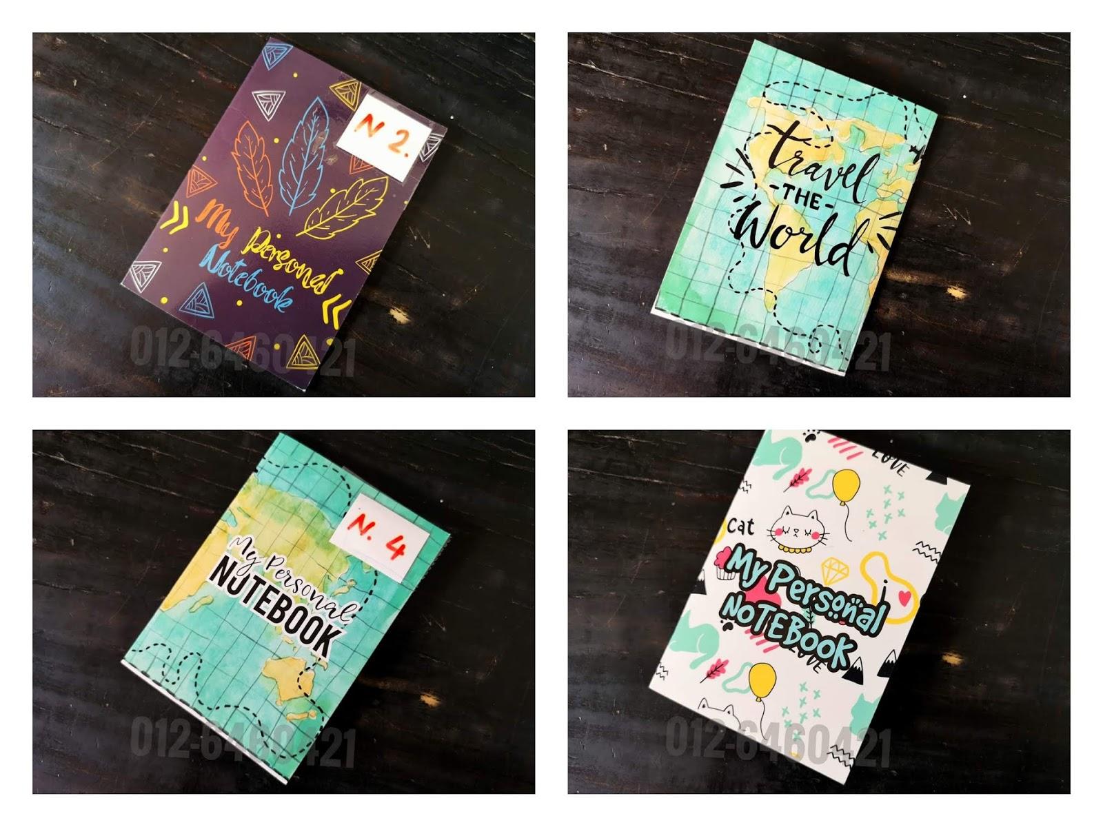 Mini Planner dan Kalender Murah di Selangor dan KL
