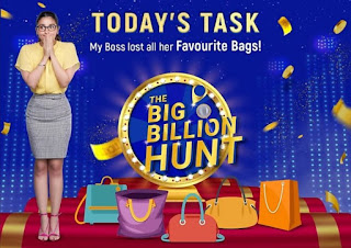Flipkart The Big Billion Hunt