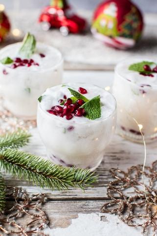 white christmas mojito.